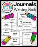 Thematic Journals for Kindergarten (Back to School)
