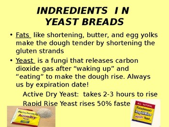 Yeast Breads Power Point