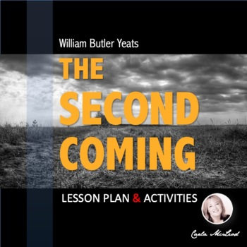 """Yeats' """"The Second Coming"""" (Things Fall Apart or Stand-alone Lesson)"""