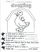 Yee Haw – Baby Farm Animals are Fun – Closed Passage Writing Activity
