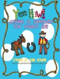 Yee-Haw! Cowboy Math and Literacy Activities