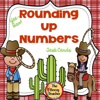 Yee-Haw!  Rounding Up Numbers