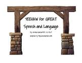 Yeehaw for Great Speech!