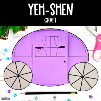 Yeh-Shen Journeys 2nd Grade Activities Unit 6 Lesson 28