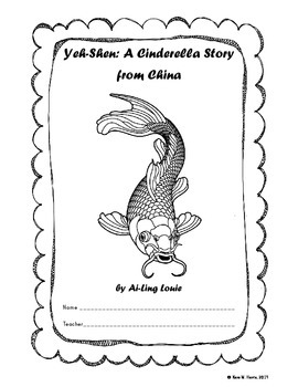 Yeh-Shen: A Cinderella Story from China booklet