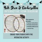 Yeh Shen & Cinderella Interactive Venn Diagram Activity