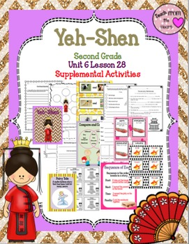 Yeh-Shen (Journeys Second Grade Unit 6 Lesson 28)