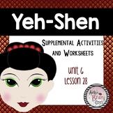 Yeh-Shen (Journeys Unit 6 Lesson 28)