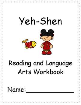Yeh-Shen ~ Language Arts Workbook ~ 2nd Grade