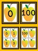 Yellow Apple Letter and Number Flashcards and Posters Big Bundle