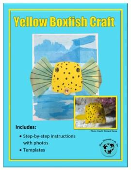Ocean Craft: Yellow Boxfish