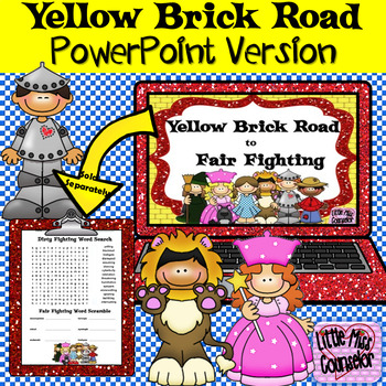 Yellow Brick Road to Fair Fighting:  PowerPoint Version
