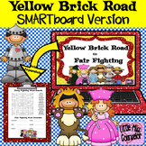 Yellow Brick Road to Fair Fighting SMARTboard Lesson