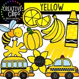 Yellow {Creative Clips Clipart}