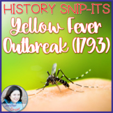 Yellow Fever Outbreak in Philadelphia (1793): History Snip