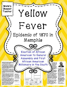 Yellow Fever of 1878:Samuel Allen McElwee and Robert Church