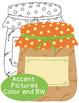 Yellow Green Coral Apples Bulletin Board Border Set Sauce Apple Basket PDF