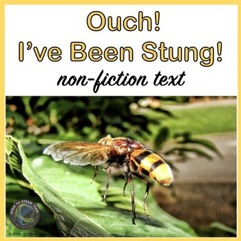 Yellow Jacket Informational Reading for Elementary School