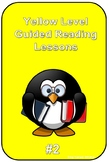 Yellow Level Guided Reading Lessons #2 - PM Series - L3
