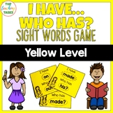 New Zealand Sight Words - Yellow Level Sight Word Game - I