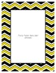 Yellow Poster Frames * Create Your Own Dream Classroom / Daycare *