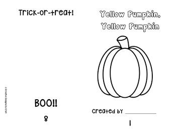 Yellow Pumpkin, Yellow Pumpkin Book