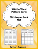 Yellow Sorts for Writing