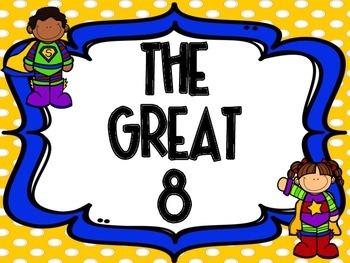 Yellow Superhero Great Expectations