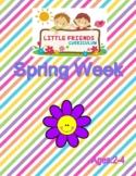 Spring preschool curriculum