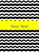 Yellow and Grey Binder Covers/Dividers (editable)
