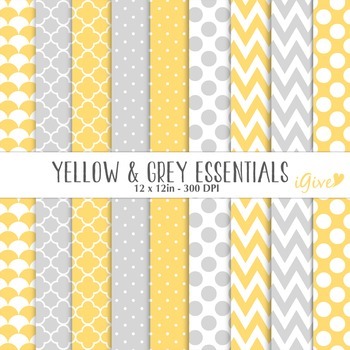 """Yellow and Grey Papers """"Essentials"""""""