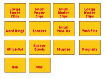 Yellow brick road/Dorothy themed teacher toolbox