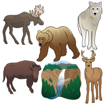 Yellowstone Clip Art