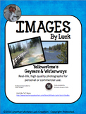 Yellowstone Geysers, Lakes & Waterways Images for Commercial Use