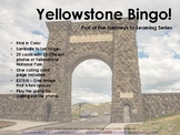 Yellowstone National Park Bingo