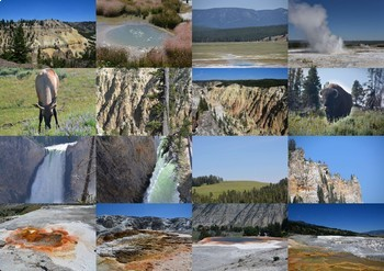 Yellowstone National Park Photos