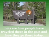 Yellowstone Tourism History