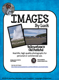 Yellowstone's Old Faithful Geyser Series Images for Commer