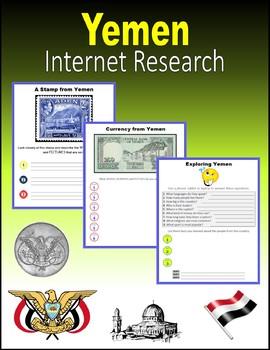 Yemen (Internet Research)