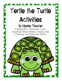 Yertle The Turtle Themed Activities