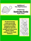 Yertle & Friends-Adding two-digit numbers