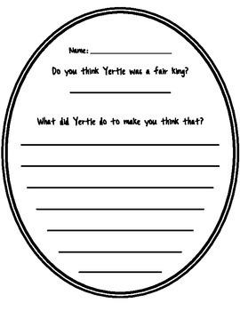 Yertle the Turtle: Dr. Seuss