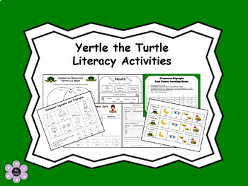 Yertle The Turtle Literacy Activities By Fmd Tpt Yertle the turtle is hands down the worst kind of turtle. yertle the turtle literacy activities