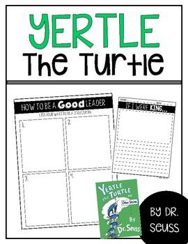 Yertle the Turtle / Read Aloud