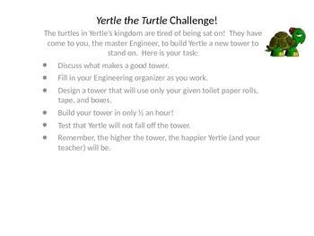 yertle the turtle activities