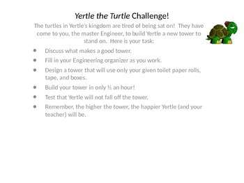 Yertle the Turtle STEM challenge by Amber Melander | Teachers Pay ...