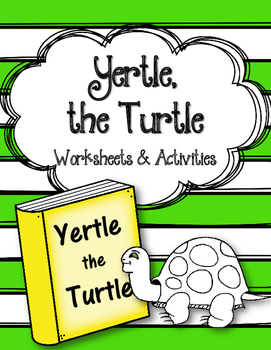 Yertle The Turtle Worksheets And Activities Dr Seuss Read Across America Can't play yertle the turtle? yertle the turtle worksheets and activities dr seuss read across america