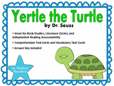 Yertle the Turtle by Dr. Seuss Comprehension and Vocabulary Task Cards