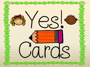 Yes! Cards
