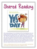 Yes Day Literacy Activity